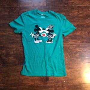 Disney Mickey and Minnie Shirt